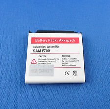 BATTERIA per Samsung sgh-f490 f700 f700v m8800 Qbowl