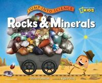 Jump into Science: Rocks and Minerals by Tomecek, Steve