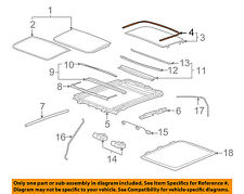 s l225 sunroofs, hard tops & soft tops for cadillac cts for sale ebay