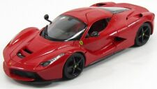 1/18 BURAGO - FERRARI - LAFERRARI 2013 - BLACK WHEELS