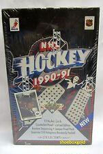 1990-91 UPPER DECK Series 1 LOW NHL Hockey Factory-Sealed BOX – ROOKIES!
