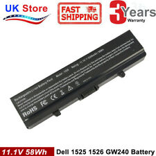 new battery for Dell Inspiron 1525 1526 1545 1546 GP952 Vostro 500 M911G GW240 H