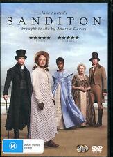 Sanditon Series 1 DVD R4 Australian Format Dvd.