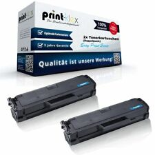2x Drucker Tonerkartuschen für Samsung Xpress-M2070W M2071 FW HW W M2078 MLTD111