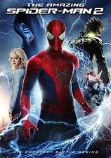 The Amazing Spider-Man 2 (DVD, 2014, NO Digital Copy)