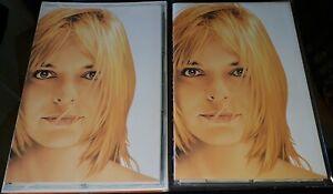 FRANCE GALL RARISSIME COFFRET INTEGRALE EVIDEMMENT 13 CD 1 DVD 3 LIVRES