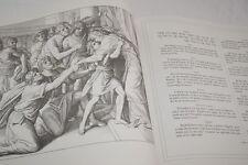 BIBLIA SACRA TABULIS ILLUSTRATA 1990 REPRINT
