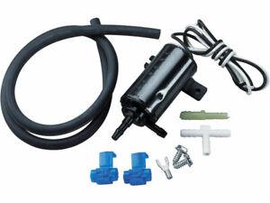AC Delco Professional Washer Pump fits Isuzu Axiom 2002-2004 98DFBZ