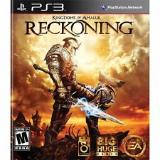 Kingdoms of Amalur: Reckoning Special Edition (Sony PlayStation 3, 2012)