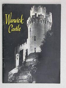 Warwick Castle - Chateau de Warwick Angleterre Royaume Uni - étude historique