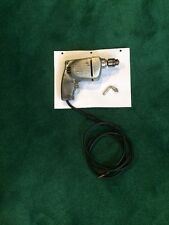 """Vintage Dayton Electric Mfg. corded drill..1/4"""" 115 V.A.C.,works great-chuck too"""