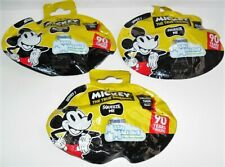 DISNEY MICKEY MOUSE SERIES 1 MASH MALLOWS SLOW RISE LOT OF (3) RANDOM BLIND BAGS