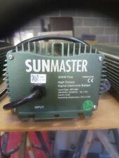 4 sunmaster digital electronic ballasts