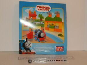Mega Bloks Thomas & Friends Sodor Adventures Instruction Manual Only