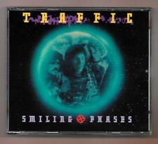 DOUBLE CD ★ TRAFFIC - SMILLING PHASES ★ 2 CD ALBUM 26 TRACKS ISLAND 1991