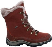 Romika Ventura 06 Ruby Water Resistant Winter Lace Boot EU Size 39 Standard Fit
