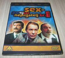 SEX PARTIJSKI NEPRIJATELJ BROJ 1 DVD FILM