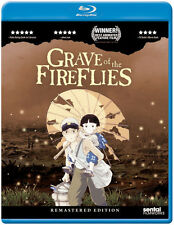 Grave of the Fireflies Blu-ray Region A BLU-RAY/JPN LNG/ENG SUB