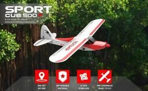 Volantex Super Cub 500 plane Self-stabilizing Stunt 500mm Wingspan - RC Addict