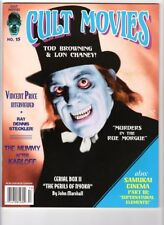 WoW! Cult Movies #15  Murders In The Rue Morgue! Gamera! The Mummy! Vince Price!