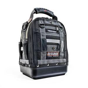 VETO PRO PAC TECH MCT MEDIUM CLOSED TOOL BAG: 44 interior and exterior pockets