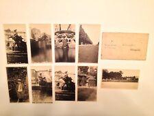 Vintage, Old, Rare, Authentic, Original Photos of Versailles, Italy (Italia)