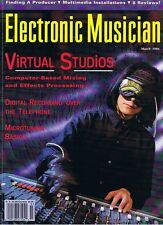 1994 Electronic Musician: Digital Recording, FOSTEX 380S, Neuman TLM 193 Reviews