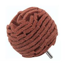 "3"" 75mm Abrasive Non Woven Scotch Brite Sanding Polishing Scuff Ball 40 grit"