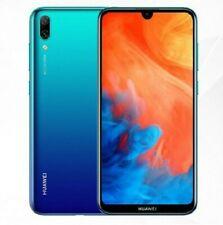 NEW Huawei Y7 Pro (2019) DUB-AL20 64GB 4GB Dual SIM Unlocked - Aurora Blue