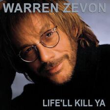 Warren Zevon - Life'll Kill Ya [New Vinyl LP] Anniversary Ed