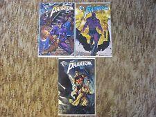 3 New The Phantom Comic Books Issues 20, 24 & 26 - 2007 2008