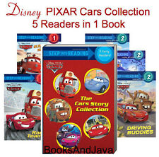 STEP INTO READING Disney PIXAR Cars 5 Fast Collection (pb) 5 Readers in 1 Book