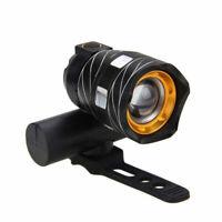Linterna Delantera con Luz LED para Bicicleta 15000LM XM-L T6 Recargable con USB