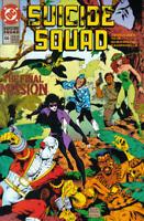 Suicide Squad 66 Final Mission Deadshot Poison Ivy Ostrander HTF Last Issue NM