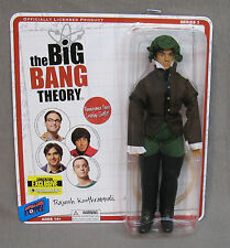 """The Big Bang Theory Rajesh koothrappali 8"""" Action Figure EE Convention Exclusive"""