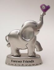 m Forever friends Always Remember You Are Loved Elephant figurine Ganz mini