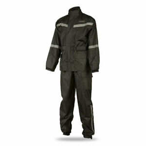 2018 Fly Racing Adult 2-Piece Motorcycle Riding Rain Suit - Pick Size & Color
