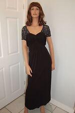 V Neck Short Sleeve Formal Ballgowns for Women