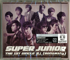 SUPER JUNIOR-BONAMANA-JAPAN CD+DVD+8P BOOKLET LIMITED D73