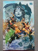 ⭐️ JUSTICE LEAGUE #25b (2019 DC Universe Comics) VF/NM Book