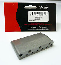 Genuine Fender American Standard Series Stratocaster Strat Tremolo Bridge Block