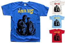 THE BLACK KEYS Poster ver. 1, T-Shirt (Blue, white, orange, red) S-5XL