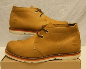 TIMBERLAND CHUKKA ANKLE BOOT WHEAT SAND LEATHER DESERT BOOT SIZE 11.5 EUR 46