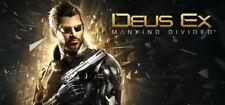 Deus ex la humanidad dividido clave de código de PC de Steam nueva descarga juego rápido región libre