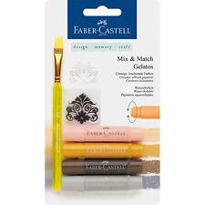 Faber Castell Gelatos Mix and Match Crayon