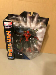 Superior Spider-Man Marvel Select  Action Figure Disney Store  READ