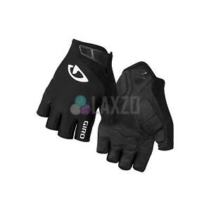 Giro Jag Mitts 2017 Road Cycling Half Finger Gloves Black S