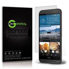CitiGeeks® HTC One (M8) Screen Protector Anti-Glare Matte Skin Saver [6-Pack]