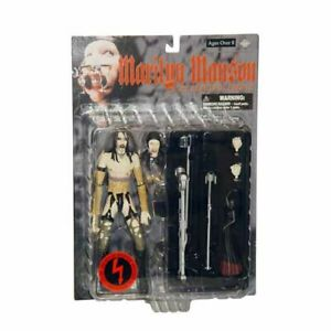 MARILYN MANSON BEAUTIFUL PEOPLE FACTORY SEALED ACTION FIGURE We Are Chaos