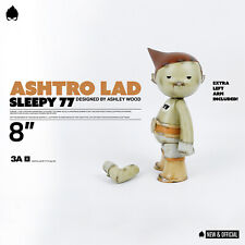 """3A Ashtro Lad Sleepy 77 8"""" Vinyl Collectible Figure [IN STOCK] •NEW & OFFICIAL•"""